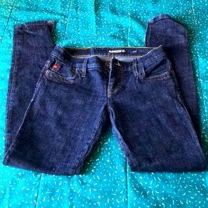 MISS SIXTY BOOT CUT JEANS SIZE 24 NWOT